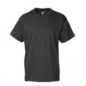 ID Game T-Shirt, klassisk, børne model, en af de mest populære t-shirt, farve sort
