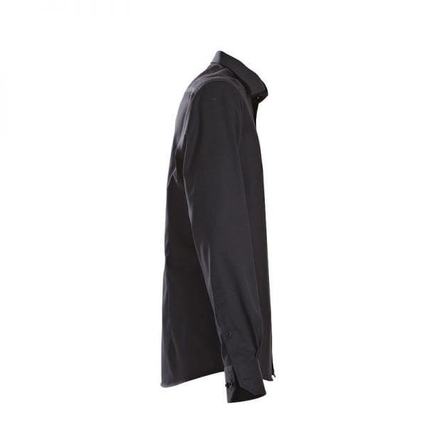 J. Harvest & Frost Green Bow 01, Black skjorte af lækker kvalitet