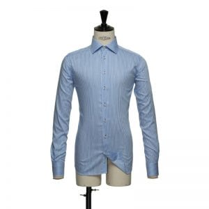 J. Harvest & Frost Red Bow 22, slim fit model sky blue striber