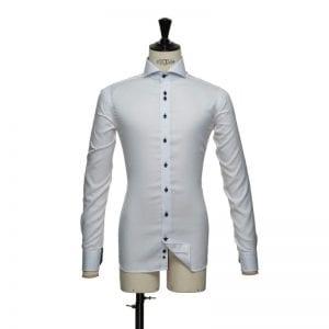 65dce43a Skjorter med logo, brodering eller tryk ⇒ Strygefri skjorter