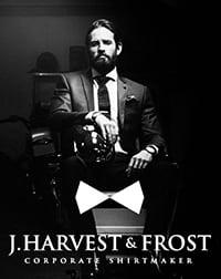 J. Harvest & Frost Corporate Shirtmaker