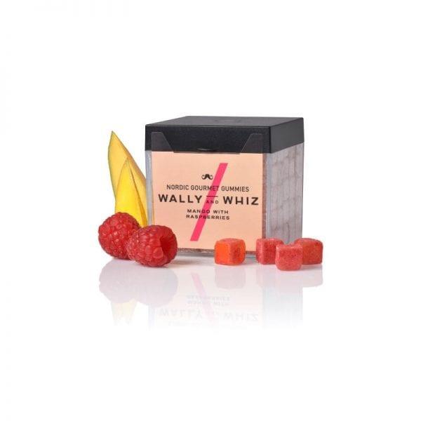 Wally and Whiz Mango med Hindbær