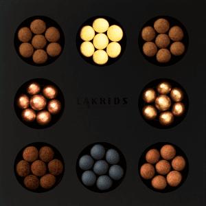 KAlaha Box, Liquorice, Lakrids A, Lakrids B, Lakrids C, Lakrids D, Lakrids E, The Classic, GOLD