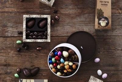 By PR Chokolade varer stemningsbillede