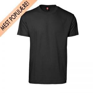 bef22e17 Herre 21. Unisex 0. VORES TOP SÆLGER / BESTSELLER fra ID Identity 0510 T-TIME  T-shirt