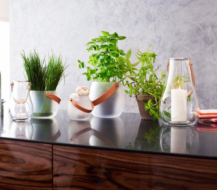 Rosendahl Design Group - Holmegaard stager og vaser