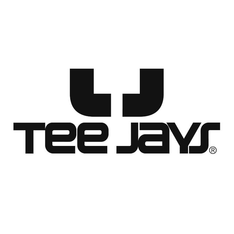 Teejays Logo - Firmatøj designet med en fashion tankegang