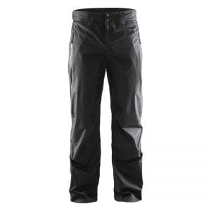 CRAFT Aqua Rain Pants. Regn bukser i god kvalitet, sort model