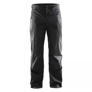 CRAFT Aqua Rain Pants. Regn bukser i god kvalitet, sort model