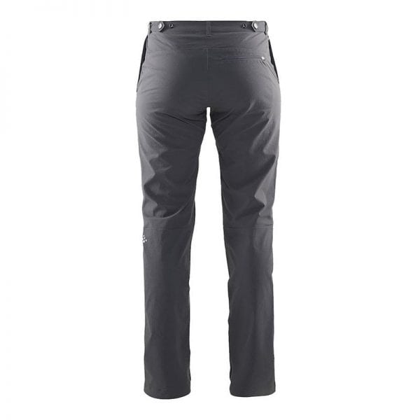 CRAFT In The Zone Pants, bukser, kvindemodel i god kvalitet til hverdagens mange gøremål. Bagfra