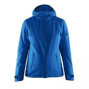 CRAFT Isola Jakke kvindemodel i god kvalitet med en smuk blå farve