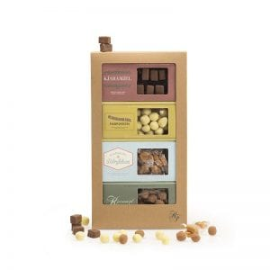 Hall of Fame chokolader fra Kjaramjel fra Fabrjkken