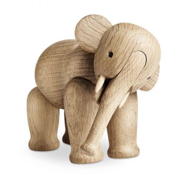 Kay Bojesen Elefant egetræ figur fra 1953