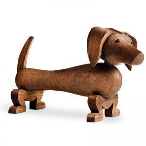 Kay Bojesen Hund Gravhund ikonisk designklassiker