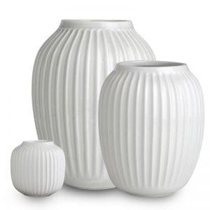 Kähler Hammershøi vaser og fyrfadsstage