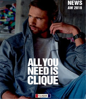 Alle you need is Clique / AW 2018