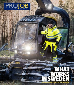 Projob workwear 2018