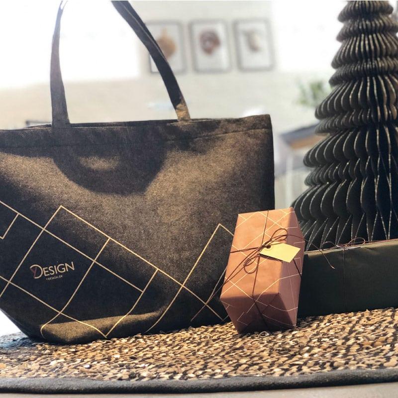Julegaver med gaveindpakining