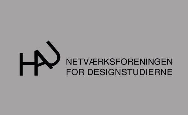 HAU Netværksforeningen for designstudierne kolding logo til portfolio