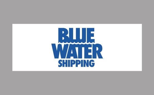 bluewater shipping logo til portfolio