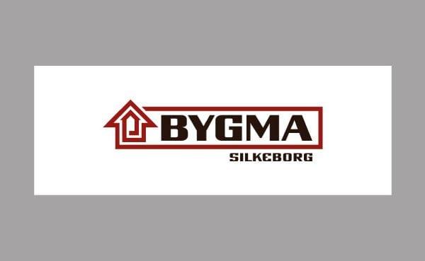 bygma logo til portfolio