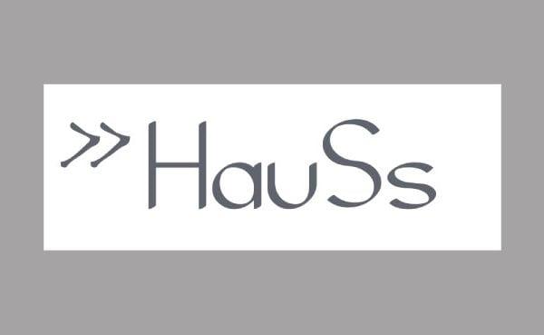 Hauss logo til portfolio