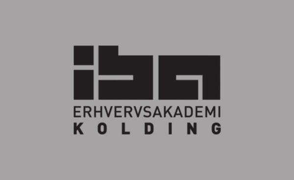 IBA Erhversakademi Kolding logo til portfolio