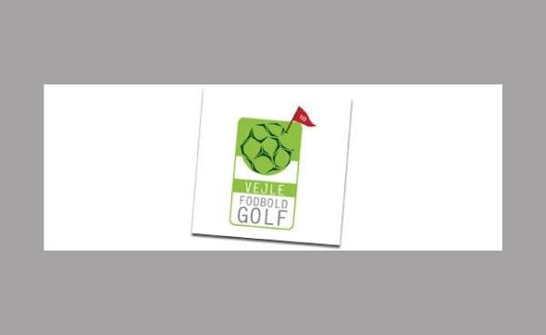 Vejle Fodbold Golf logo til portfolio