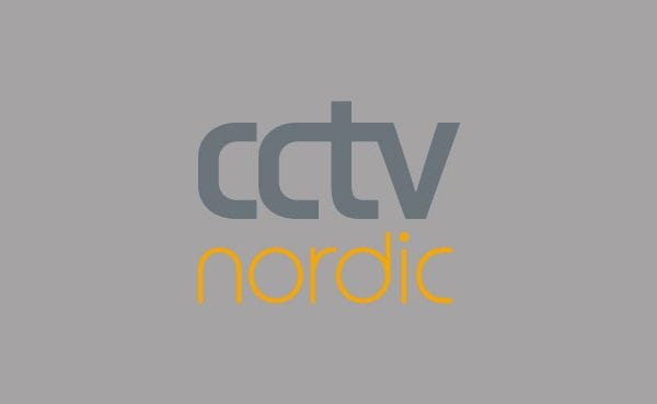 CCTV logo til portfolio