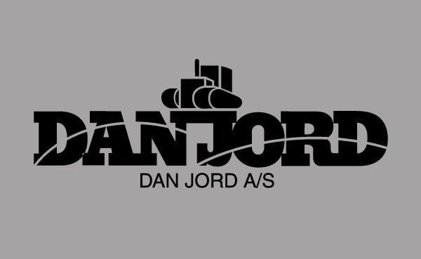 Dan Jord Logo til portfolio