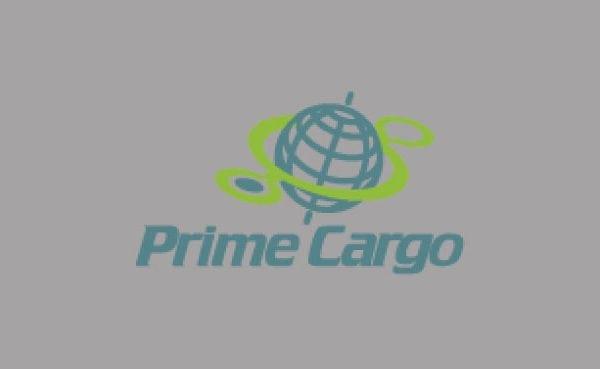 Prime Cargo logo til portfolio
