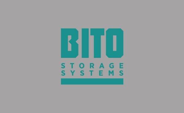 Bito Storage systems logo til portfolio
