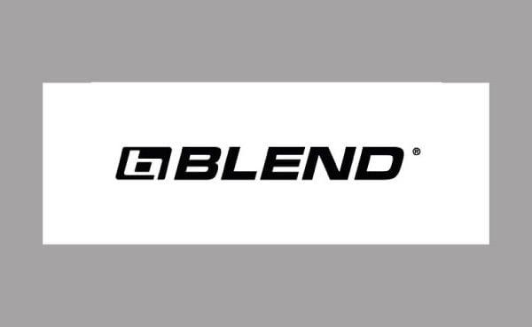 Blend logo til portfolio