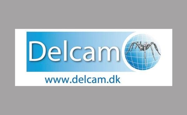 Delcam - www.delcam.dk - logo til portfolio