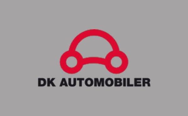 DK Automobiler logo til portfolio
