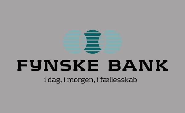 Fynske Bank, i dag, i morgen, i fællesskab - logo til portfolio