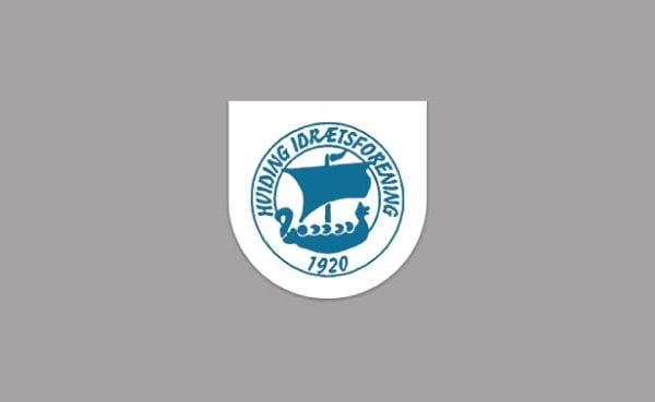 Hviding idrætsforening logo til portfolio