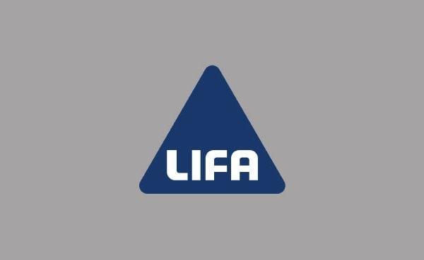 Lifa logo til portfolio