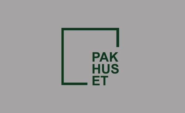 Pakhuset logo til portfolio