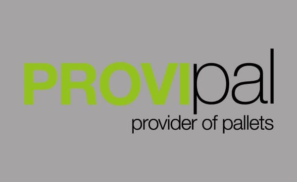 Provipal provider of pallets logo til portfolio