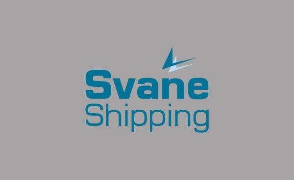 Svane Shipping logo til portfolio