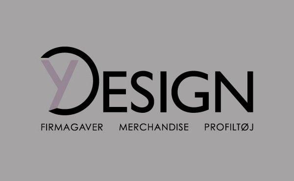 Y-design logo til portfolio