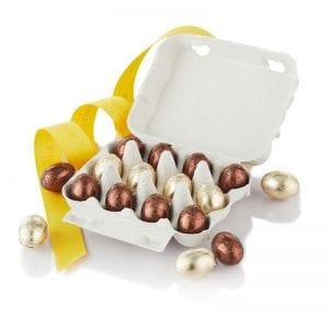 Æggebakke Pralinéæg 96g 0190119
