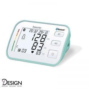 Blodtryksmåler fra Beurer med bluetooth