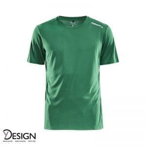 Craft løbetøj 1907361 Grøn T Shirt fra Y-design