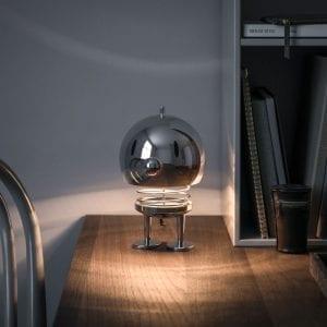 Large Lampe Crome fra Y-design