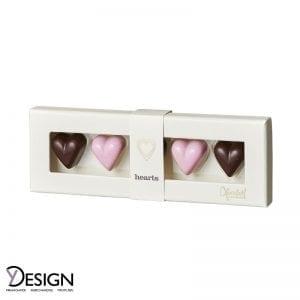Xocolatl 3124 Love Hearts fra Y-design
