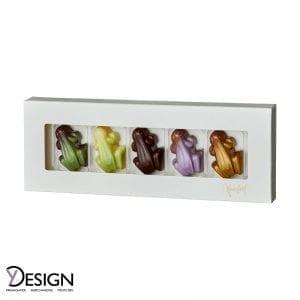 Xocolatl 4070 Spring Frogs fra Y-design