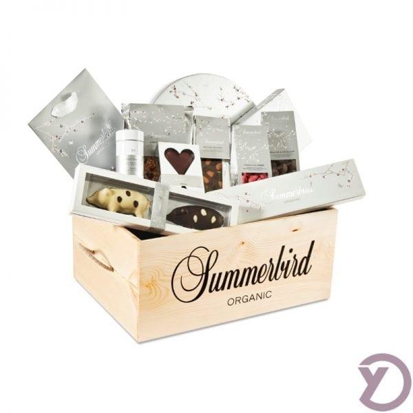 1922 Christmas Giftbox Summerbird fra Y-design