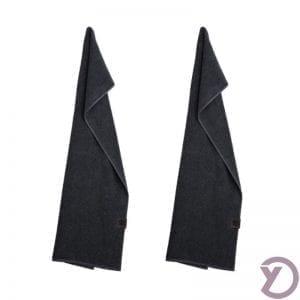 2 stk håndklæder fra Georg Jensen Damask fra Y-design